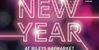 New Years Eve - Live Band, DJ, Free Game Tables