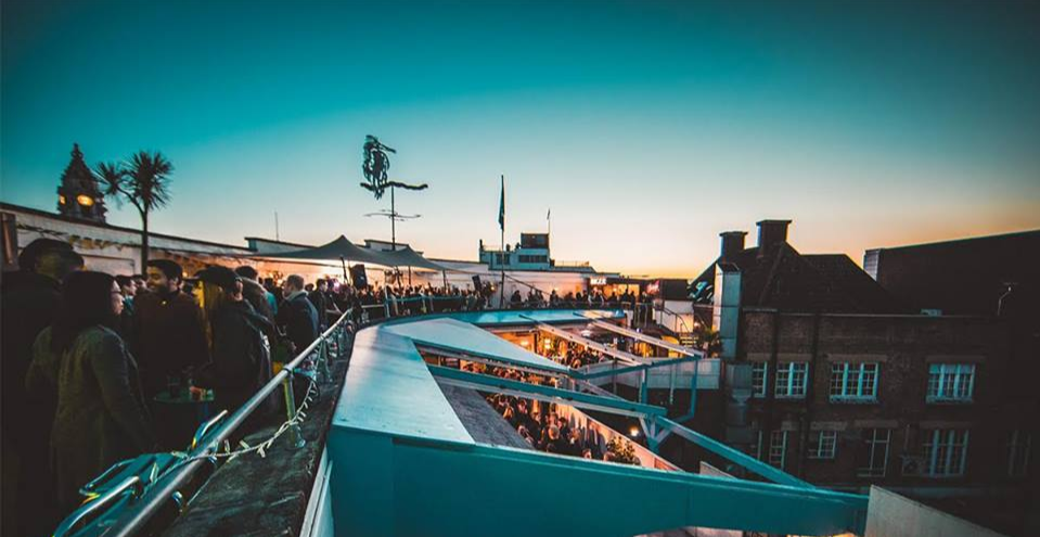 Brixton Christmas Rooftop & Club party