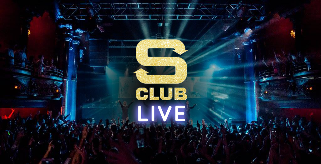 S Club LIVE - A 90's & 00's Xmas Party