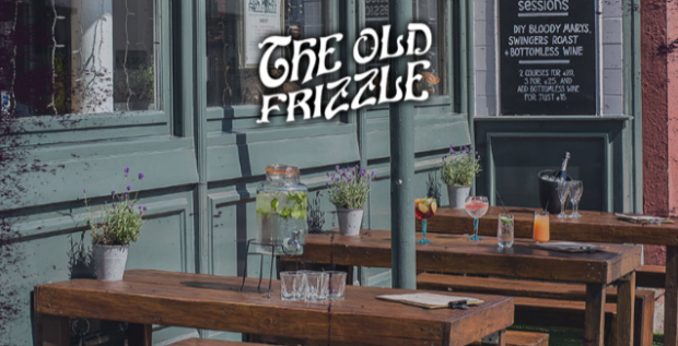 Voucher at The Old Frizzle
