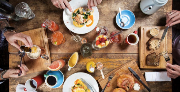 Bottomless Brunch for one at Tanner and Co