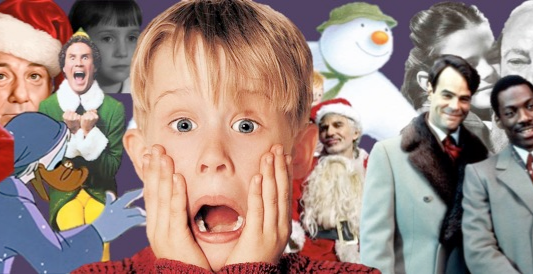 Big Ol' Christmas Films Quiz