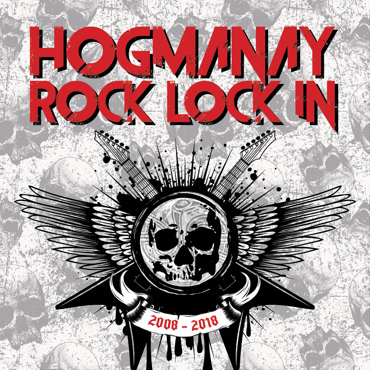 WAXY'S HOGMANAY ROCK LOCK-IN!