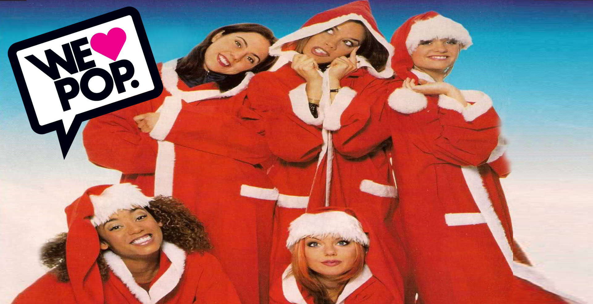 WeLovePop Club's SLEIGH YULE BE THERE Xmas Special