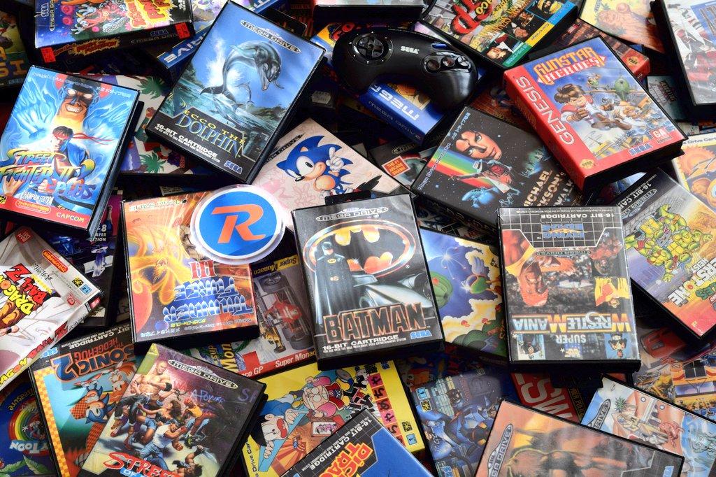 Drink n' Mega Drive: A Retro Gaming Social | London