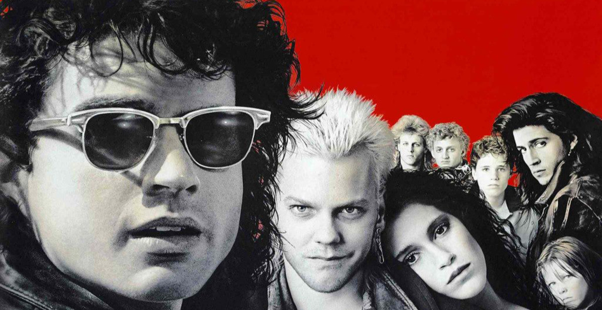 The Lost Boys- Pop up Cinema