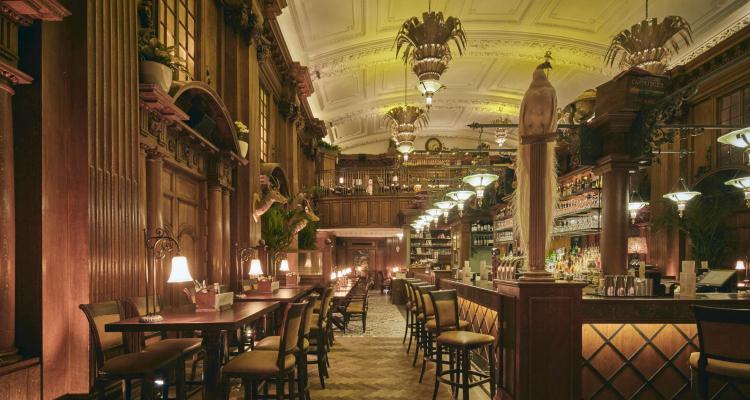 trading house restaurant london