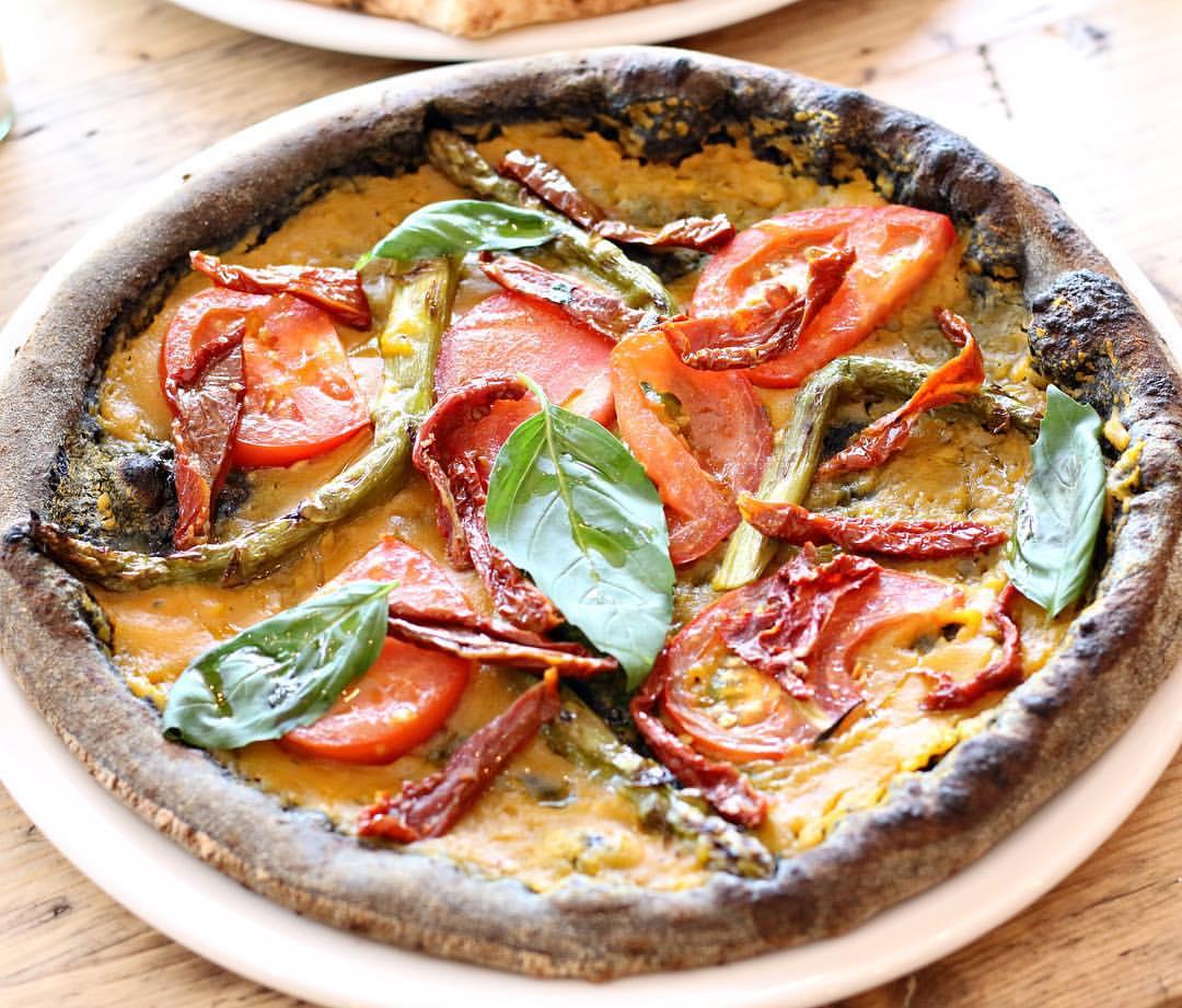 12 Of The Best Vegan Pizza Restaurants In London Designmynight