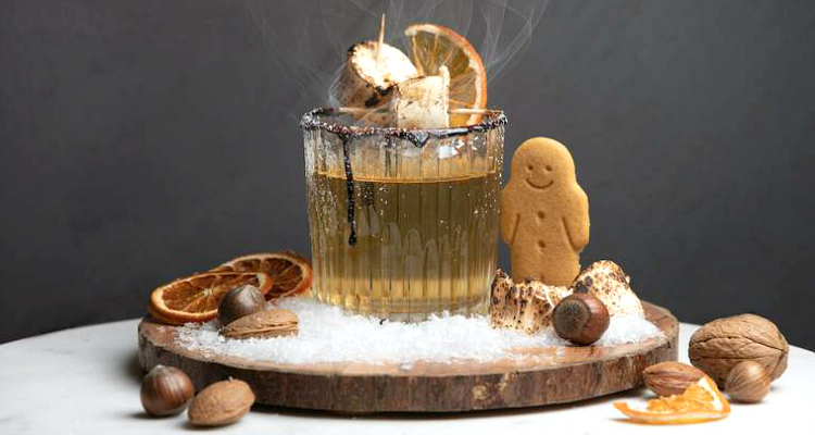 Bōkan Hot Gin and Gingerbread