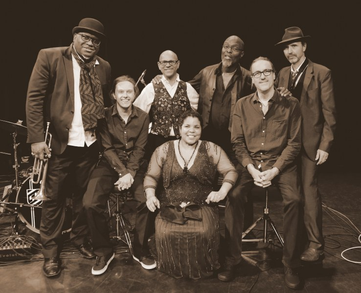 LONDON BLUES WEEK:  MA BESSIE & HER BLUES TROUPE