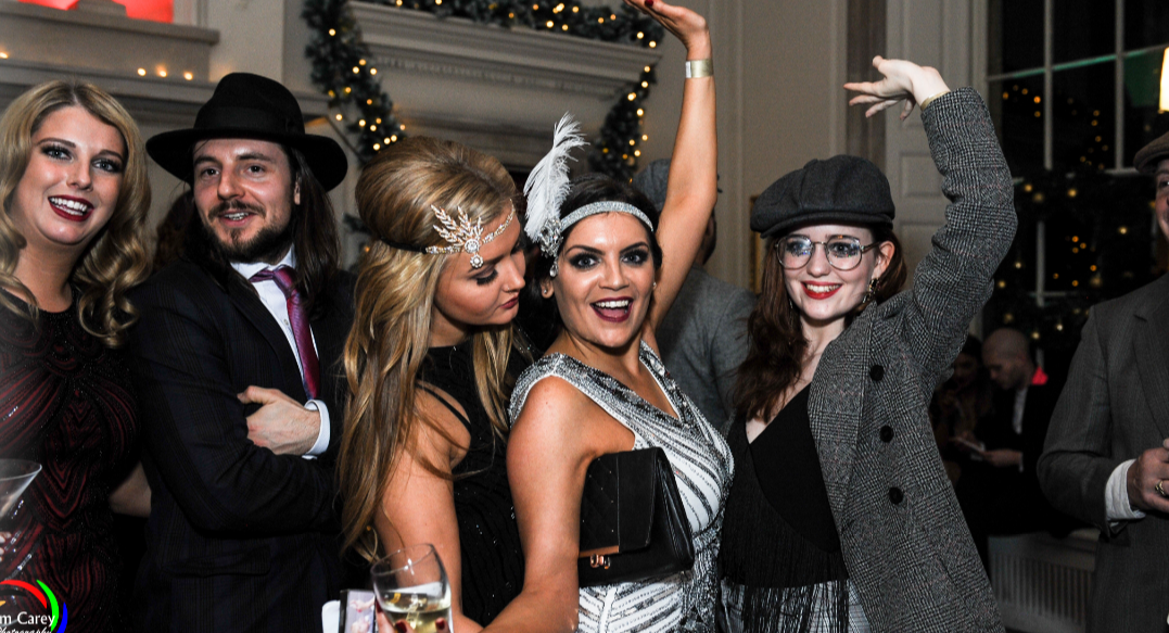 New Years Eve: Great Gatsby vs Peaky Blinders