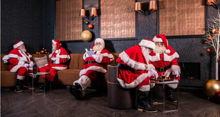 Santas Members Club | London Bar News | DesignMyNight