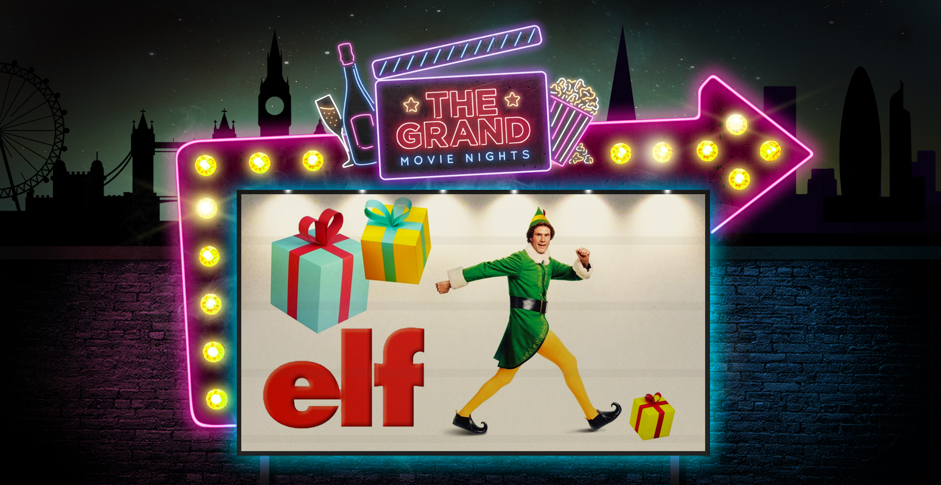 Elf Movie Night & Xmas Party
