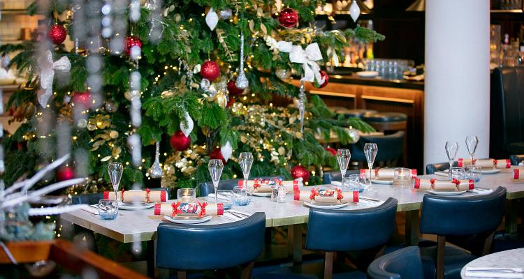 Fancy Crab Marylebone Christmas