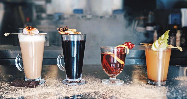 London Shuffle Club Hot Cocktails
