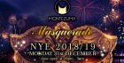 New Year's Eve Masquerade Party #NYE