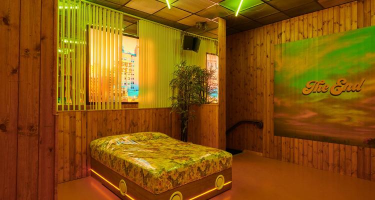 Nikki's Bed | London Bar Reviews | DesignMyNight
