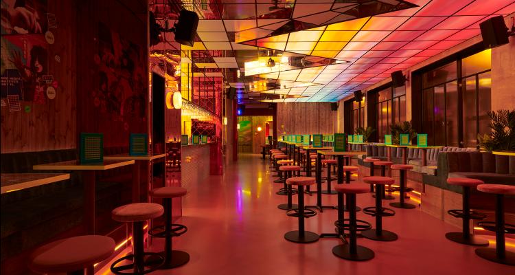 Nikki's | London Bar Reviews | DesignMyNight