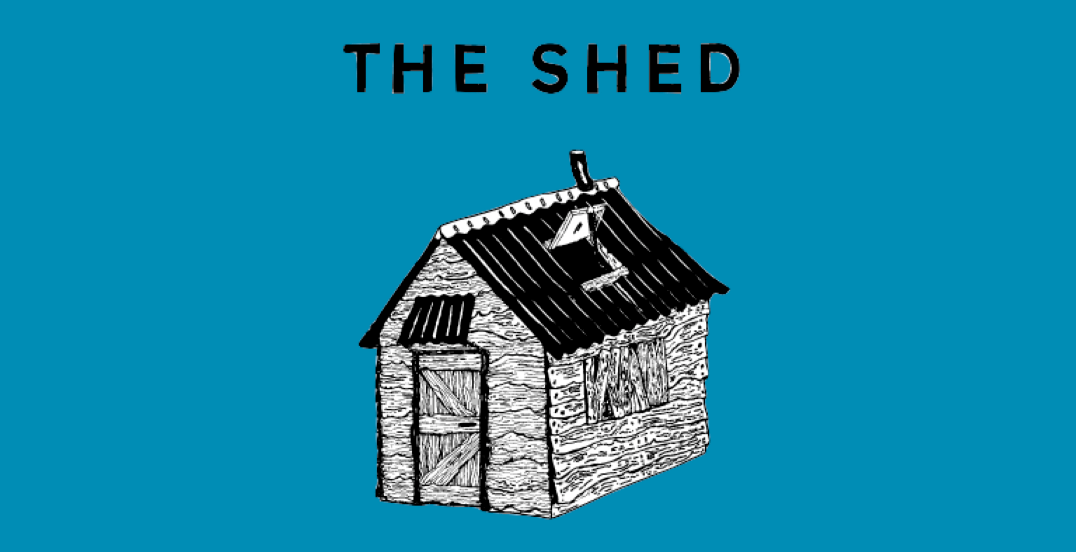 The Shed with Isabelle Brown