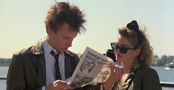 Desperately Seeking Susan Pop up cinema
