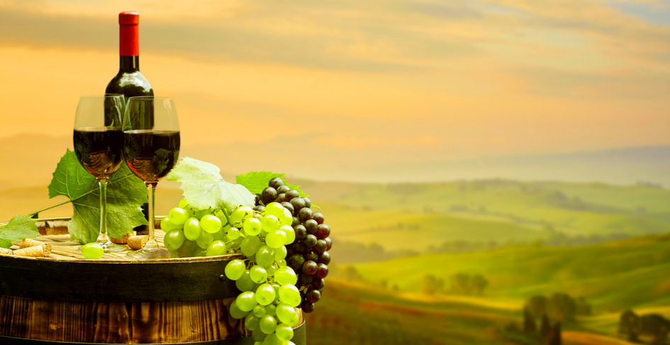 An Introduction to Italian Wines - Guided Tasting