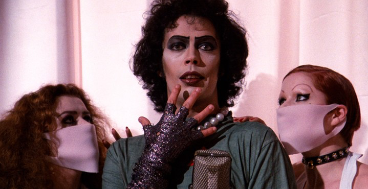 The Rocky Horror Picture Show- Fright night cinema