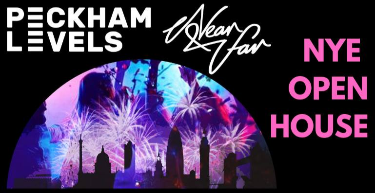 NYE Open House at Peckham Levels