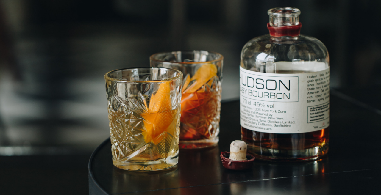 Hudson Whiskey & Classic American Cocktail Masterclass