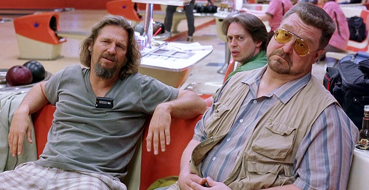 The Big Lebowski- Pop up cinema