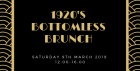 1920's Charity Bottomless Brunch