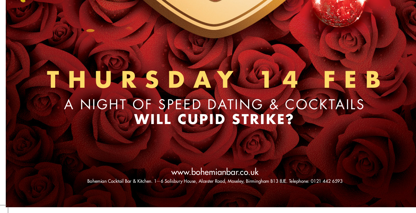 SpeedDater - Speed Dating London & UK singles valentines events
