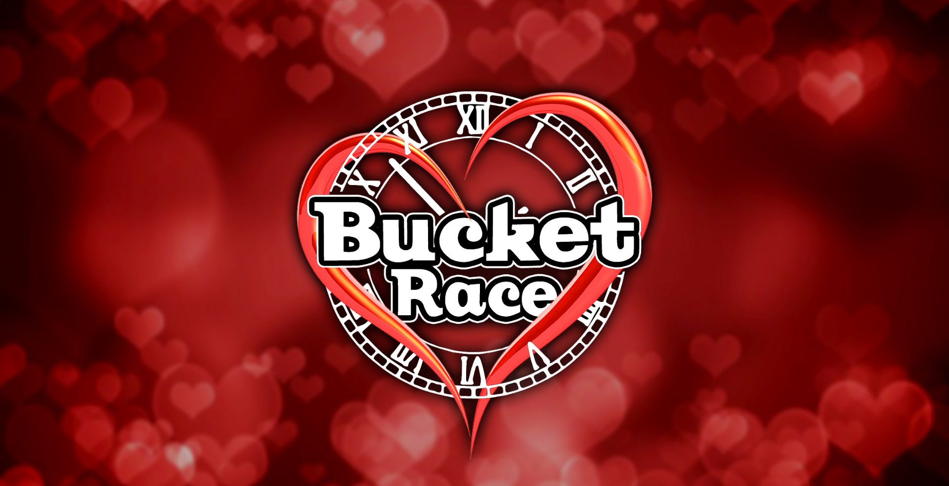 BucketRace (Scavenger Hunt) Valentine's Day Couples Hunt