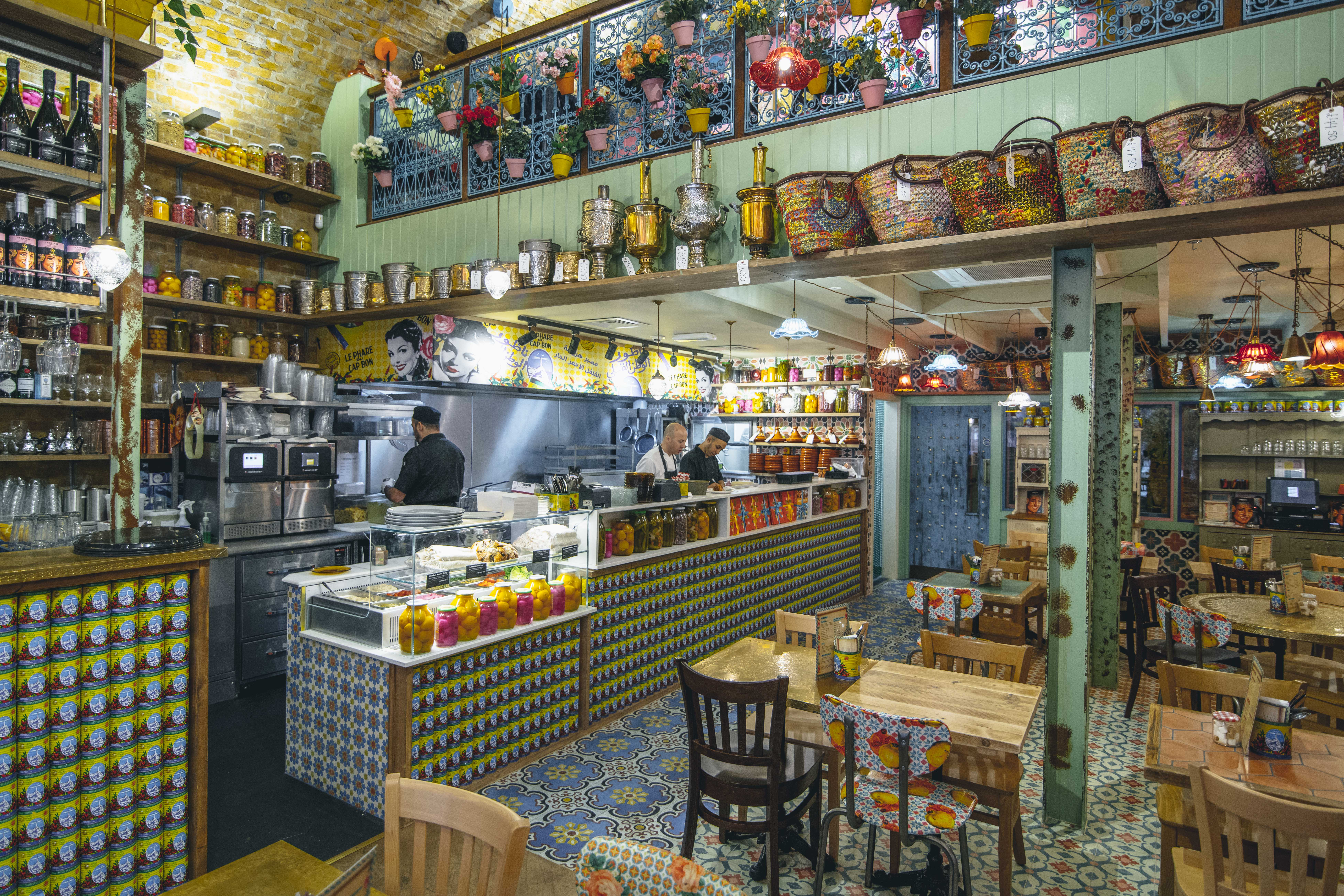 Comptoir Libanais London Bridge