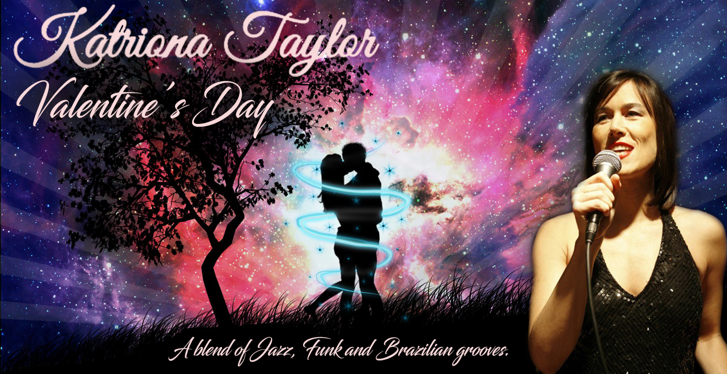 VALENTINE'S DAY WITH KATRIONA TAYLOR