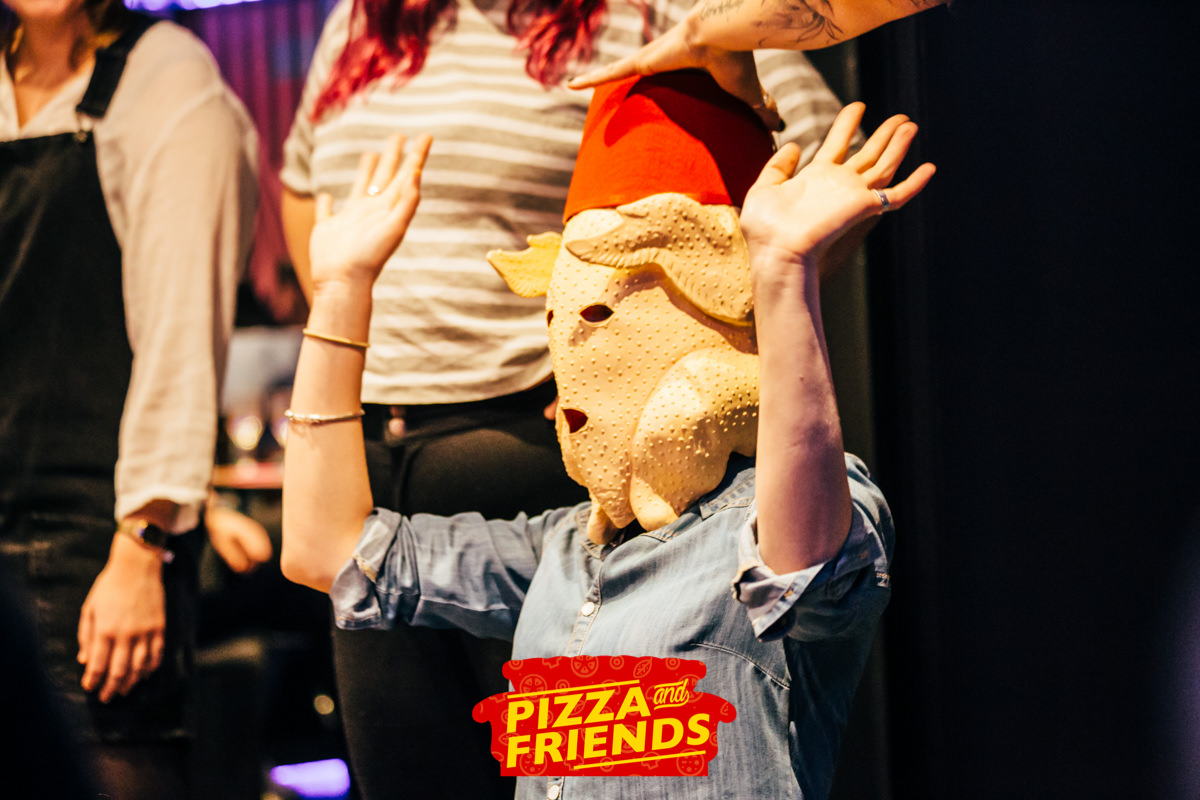 Pizza & Friends -  The Ultimate Friends Themed Games Night