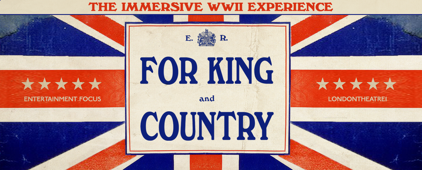 For King and Country: 1940