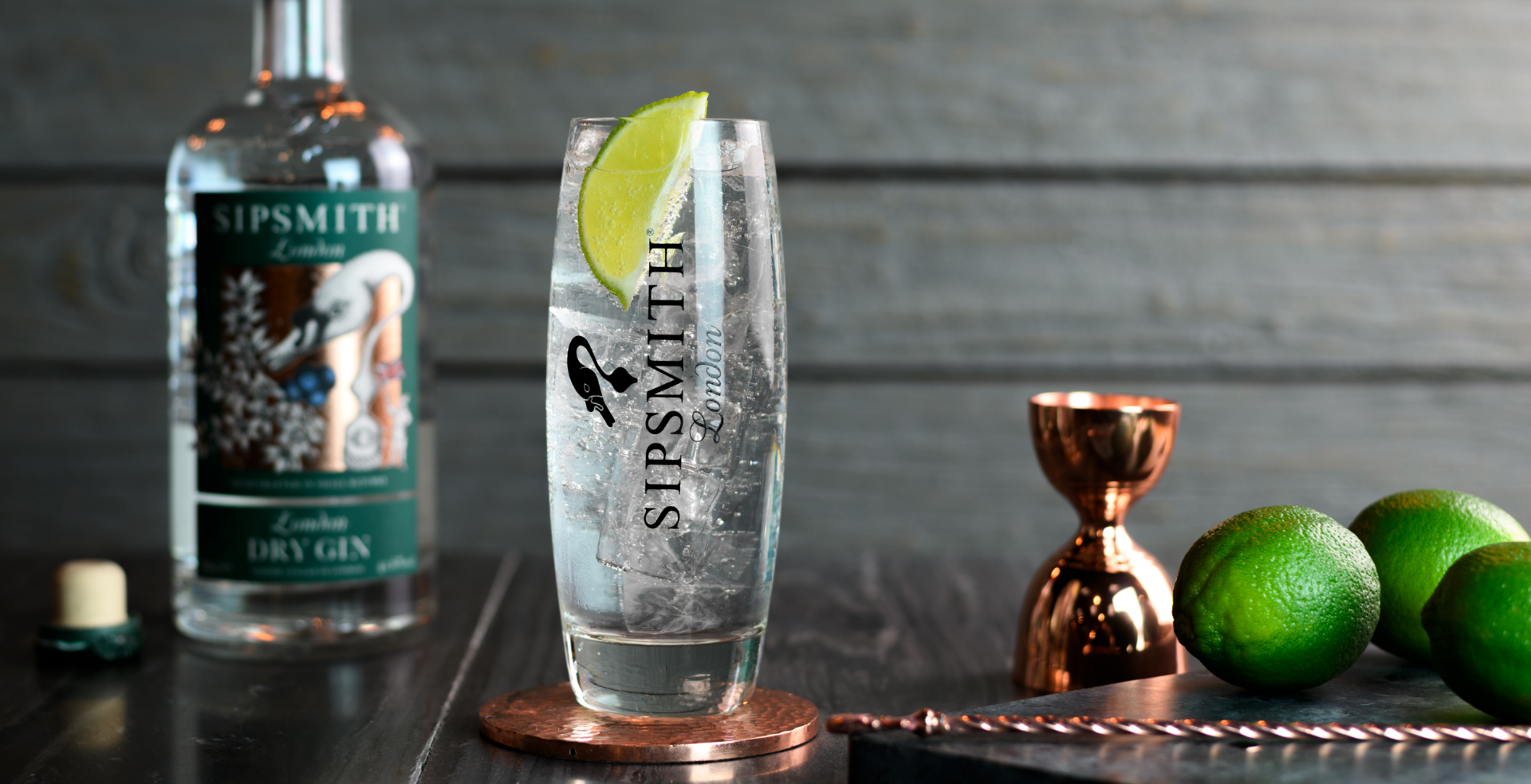 Gin supper club with Sipsmith & Soane's Kichen