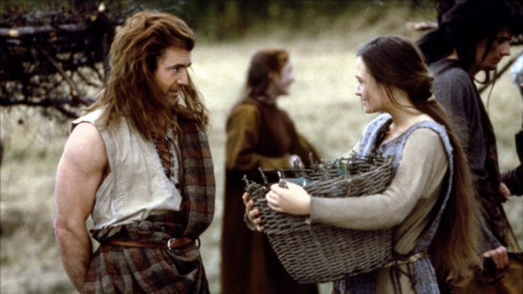 Burns Night Outdoor Cinema - Braveheart