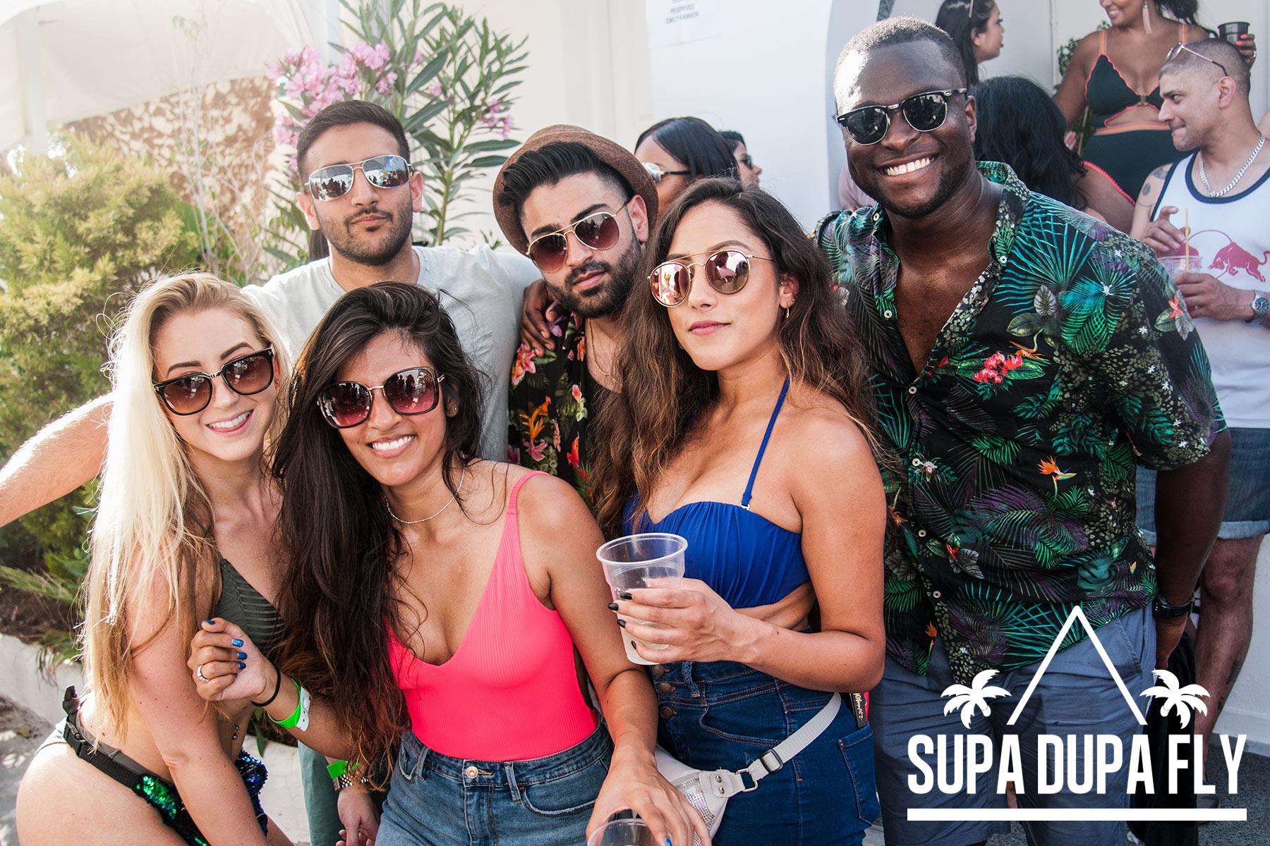 Supa Dupa Fly x Santorini Launch Party