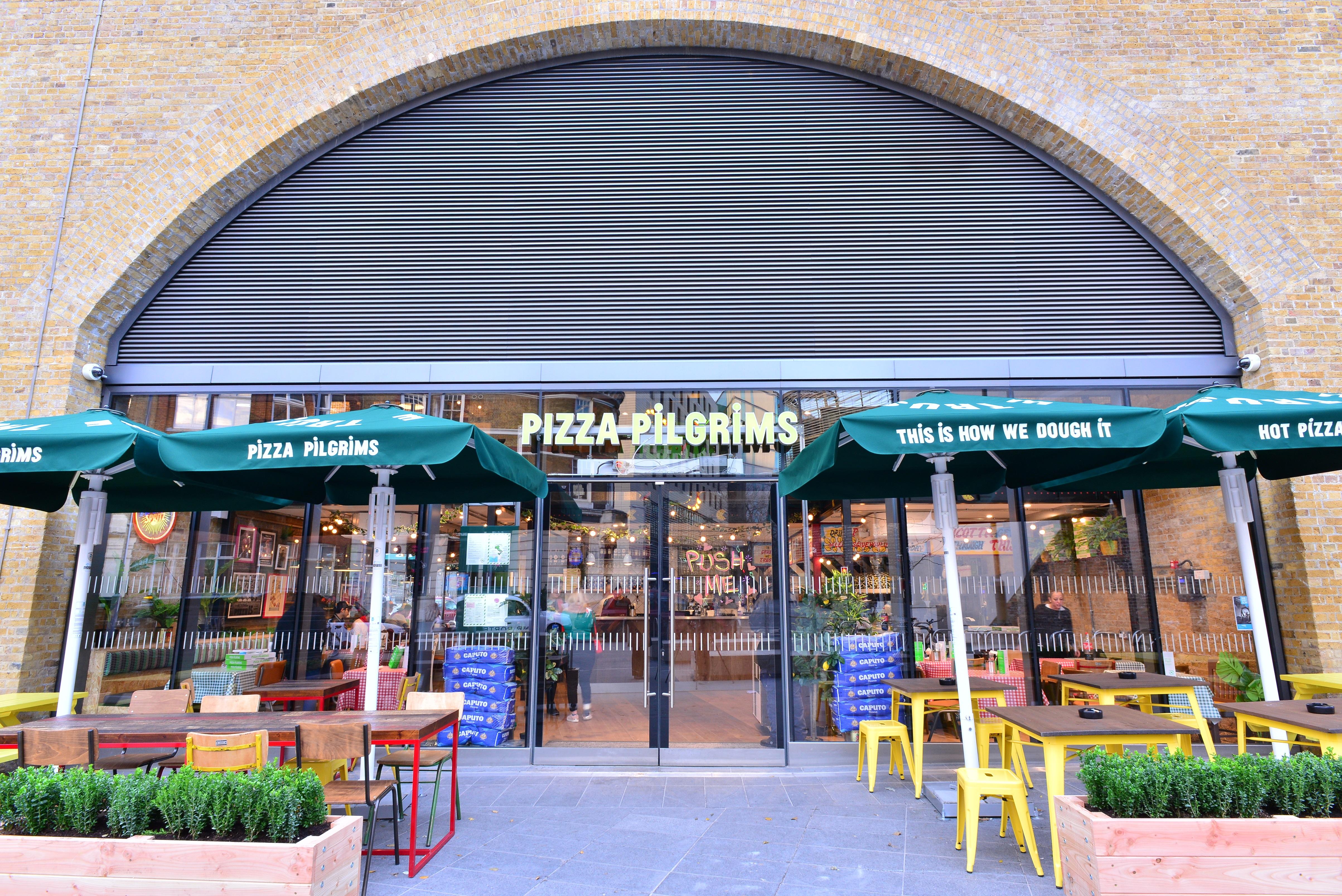Pizza Pilgrims London Bridge London Restaurant Reviews