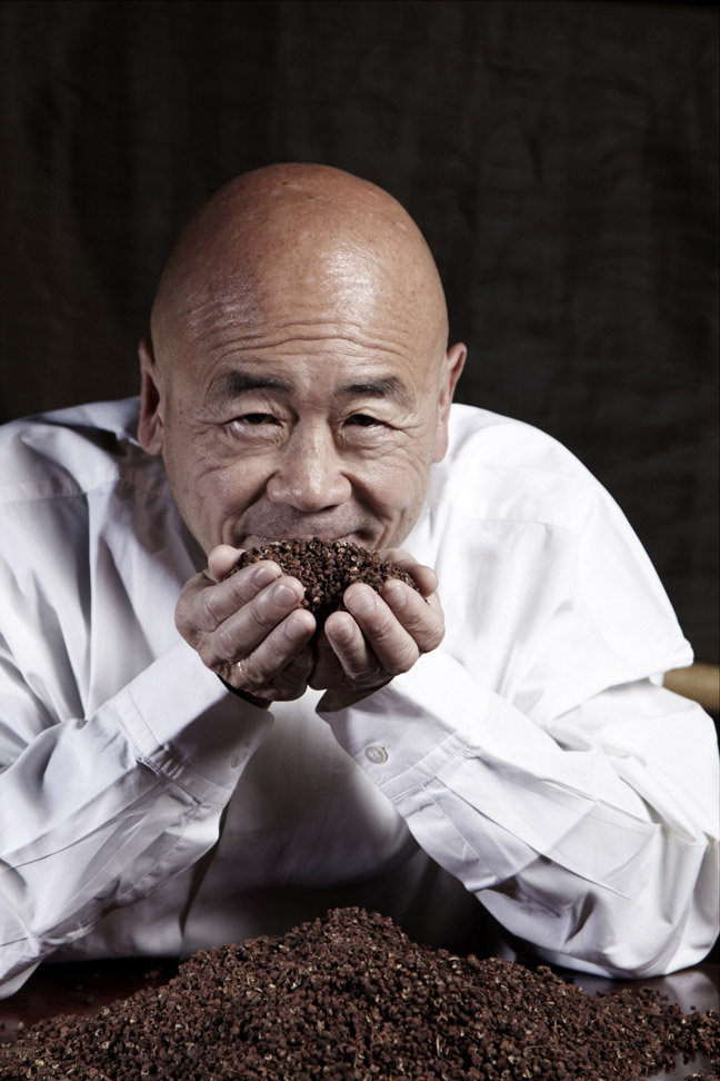 Tales from the Kitchen Library - Mark Hix and Ken Hom