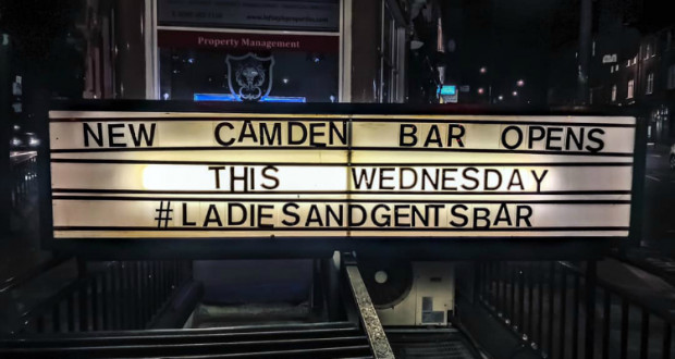 Ladies & Gentlemen Camden