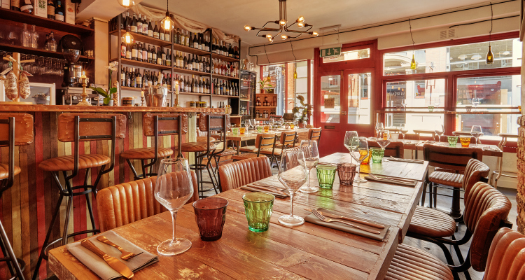 Lady of the Grapes London Review
