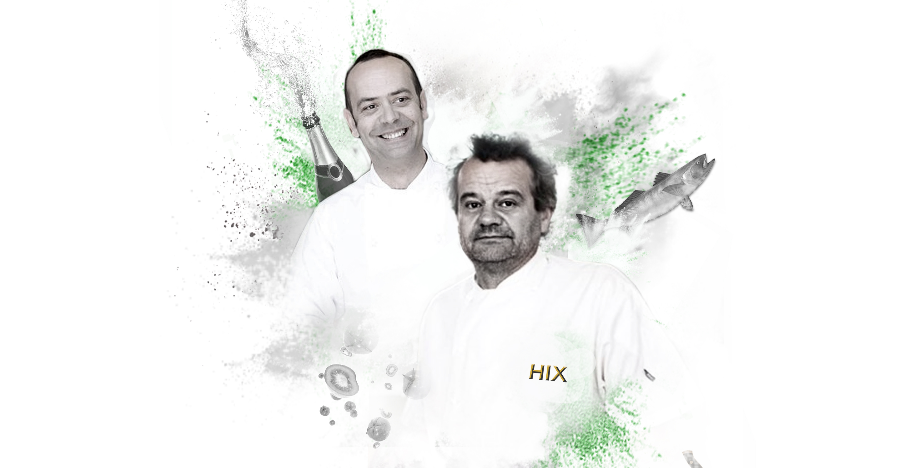 Tales from the Kitchen Library - Mark Hix and Jose Pizarro