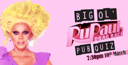Ru Paul's Drag Race Pub Quiz