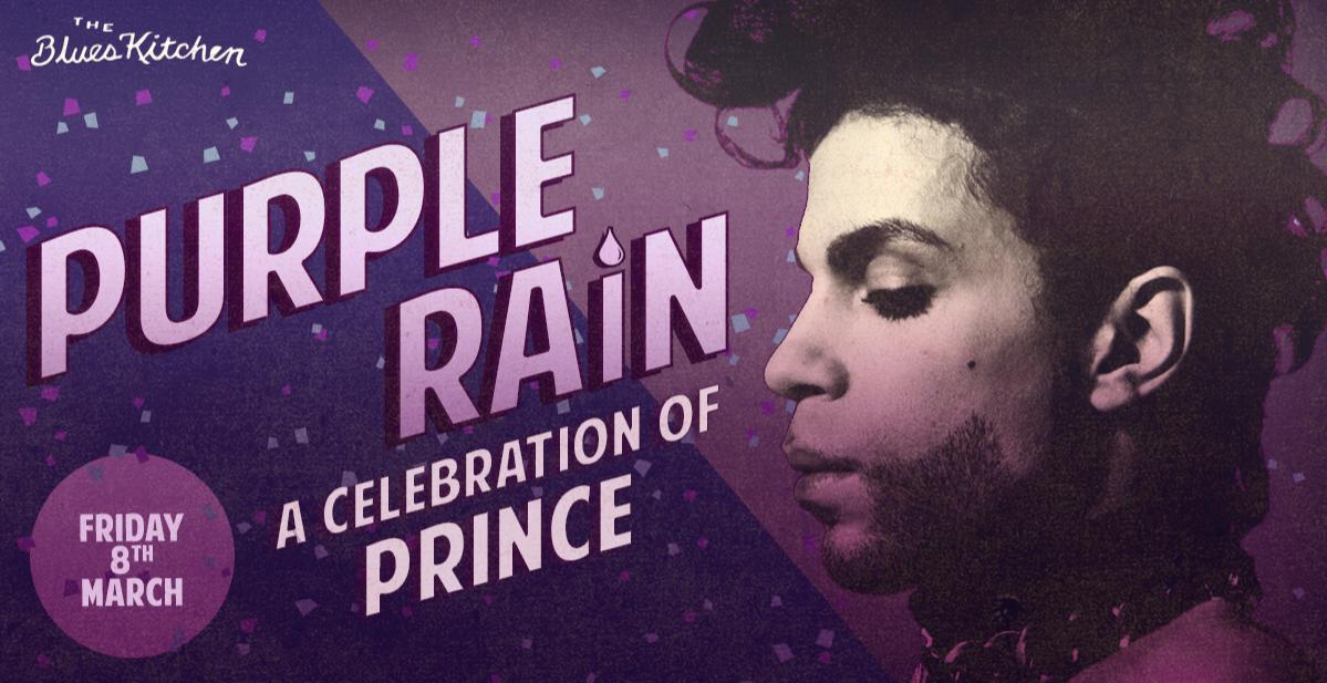 Purple Rain: A Celebration of Prince | Brixton, London Live Music