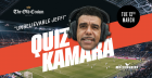 Quiz Kamara. Football Quiz and Q&A with Chris Kamara.