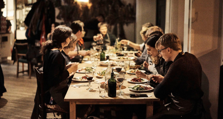 Riverford at The Duke of Cambridge   Sustainable Restaurants   DesignMyNight