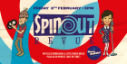 The Spinout Revue at Barefootin'