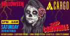 Twisted Carnivale - Halloween Saturday at Cargo